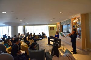 Ensemble, Workshops & Concerts