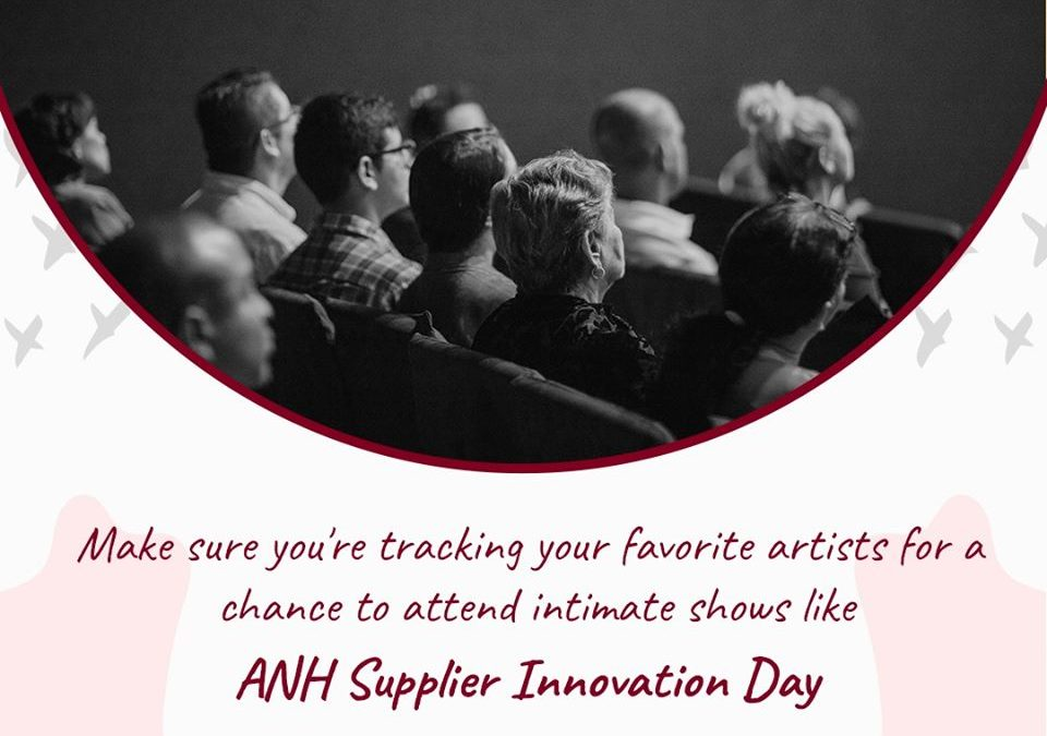 ANH Supplier Innovation Day