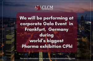 Gala Event for World's biggest Pharma Exhibition CPhl